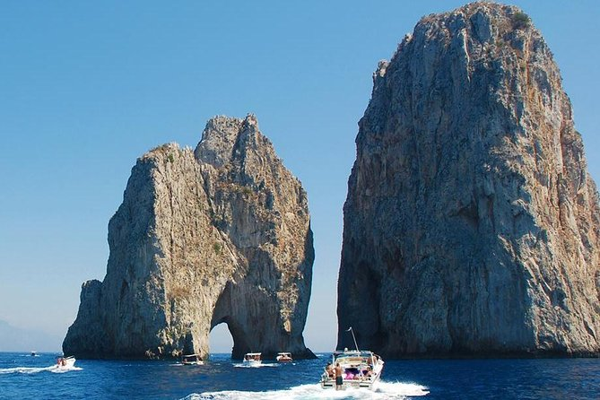 Capri Deluxe Private tour from Amalfi