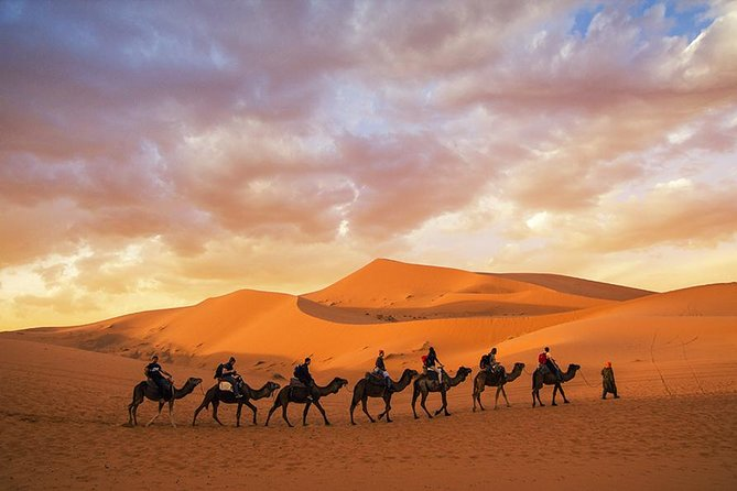 3 day trip from Marrakech to Merzouga