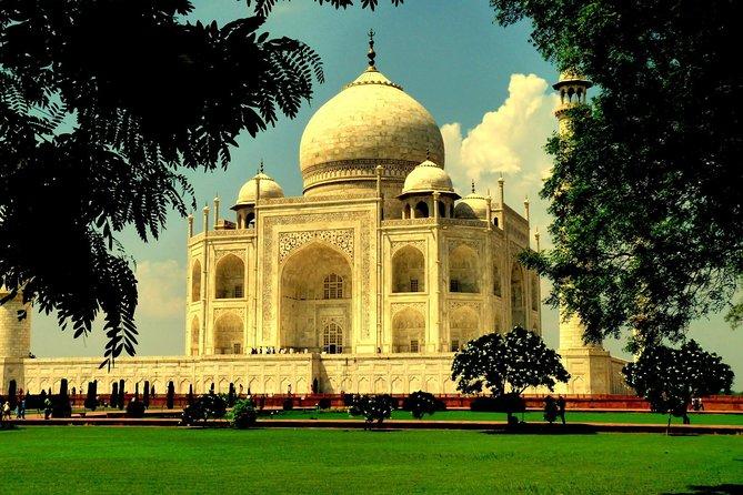 Private Trip : Agra Taj Mahal Tour With Lunch & Entrances