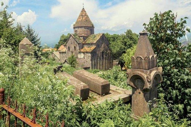 Garni, Zvartnots, Haghpat, Tatev, Karahundj, Sevanavank/ 4 day tours in Armenia