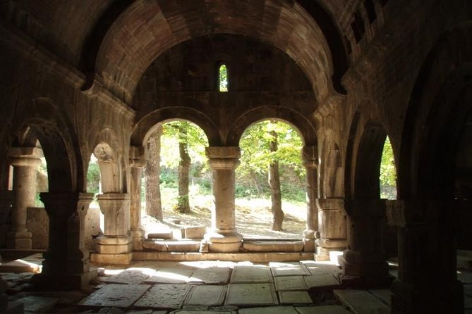 Garni, Geghard, Sevan, Haghartsin, Zvartnots, Tatev, Karahundj/ 5 day in Armenia