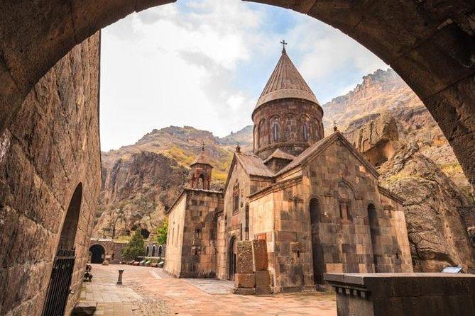 Garni, Geghard, Khor Virap, Noravank, Kecharis, Sevanavank/ 3 days in Armenia