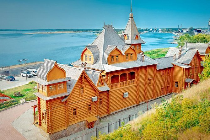 Private Tour to Russian Fairy-tale town Gorodets