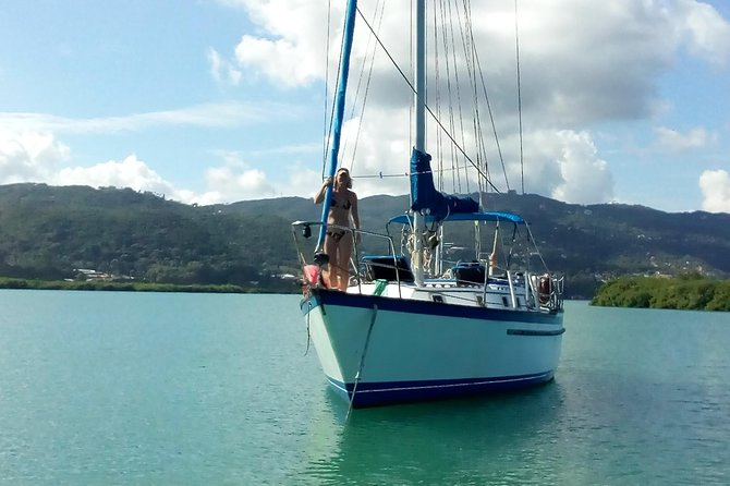 Aventura en la vela de Montego Bay