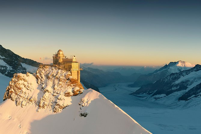 Jungfraujoch day tour with private tourguide - starts from Lucerne