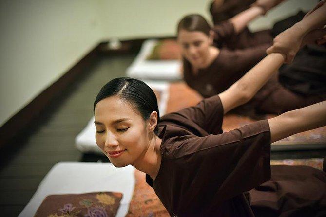 Traditional Thai Massage at award winning Fah Lanna Spa