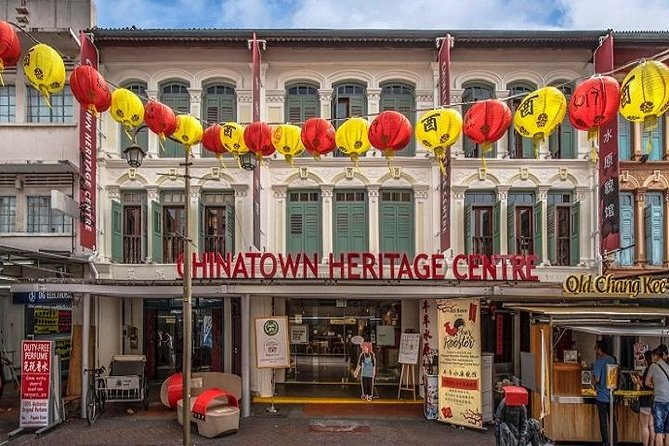 Chinatown Heritage Centre Ticket