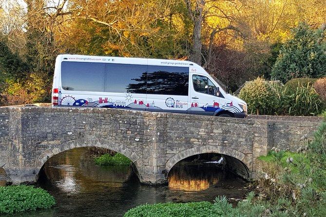 Excursão de um dia pelo grupo pequeno Cotswolds Villages, Stratford e Oxford saindo de Londres