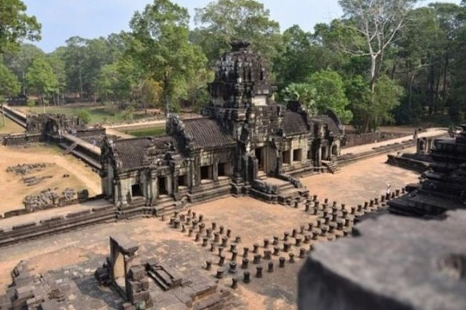 Private Tour: Siem Reap Sightseeing Full Day Tour