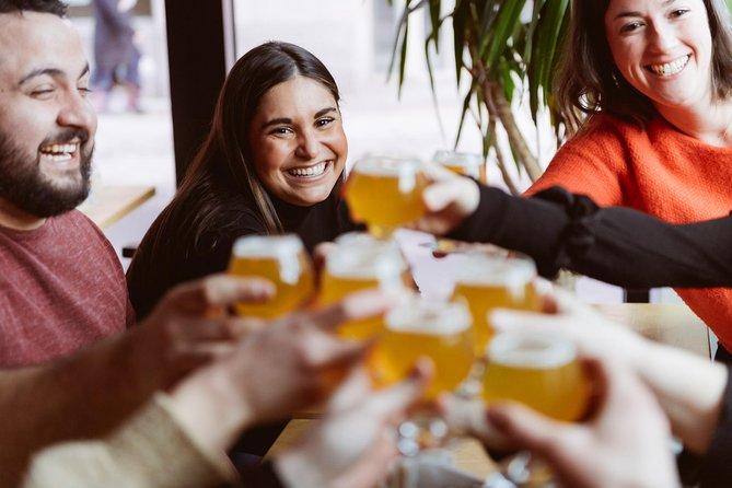 Excursão de degustação de cervejas e cervejarias em Montreal