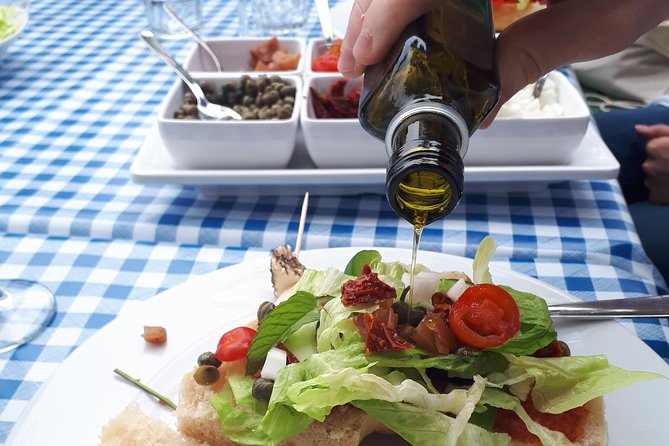 Extra Virgin Olive Oil Tasting in Mgarr