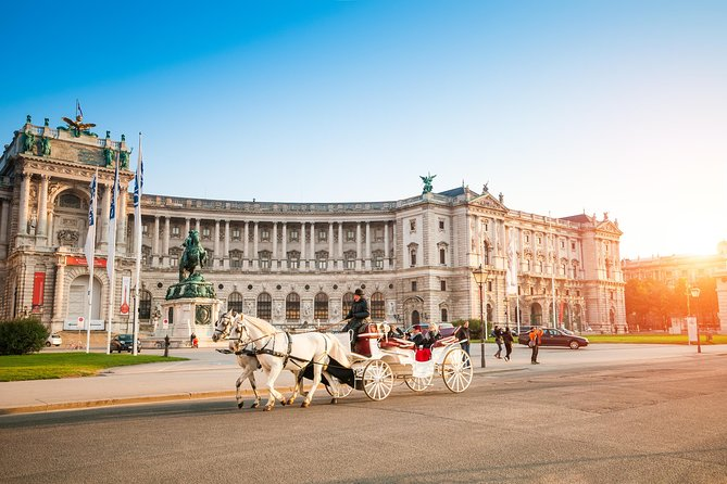 Vienna Day Tour from Brno or Ostrava