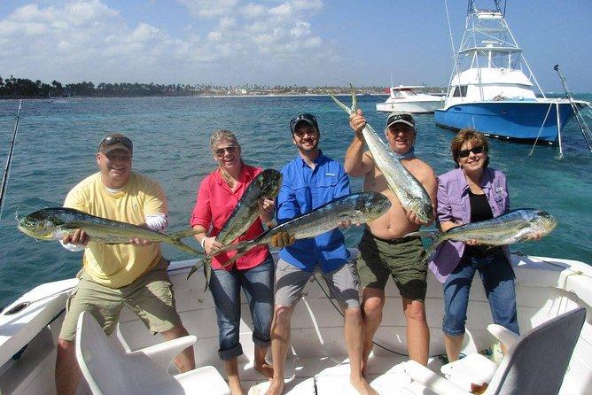 Punta Cana Half-Day Fishing Charter