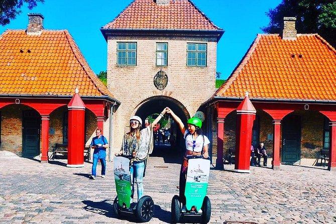 Tour de Segway por 2 horas em Copenhague