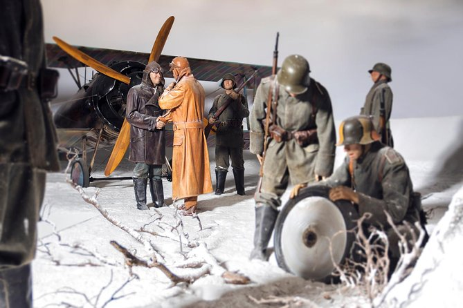 Skip the Line:WWI & WWII Combo Exhibitions at the Omaka Aviation Heritage Centre