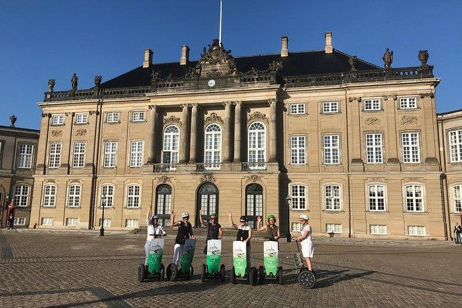 1 Hour Copenhagen Segway Tour