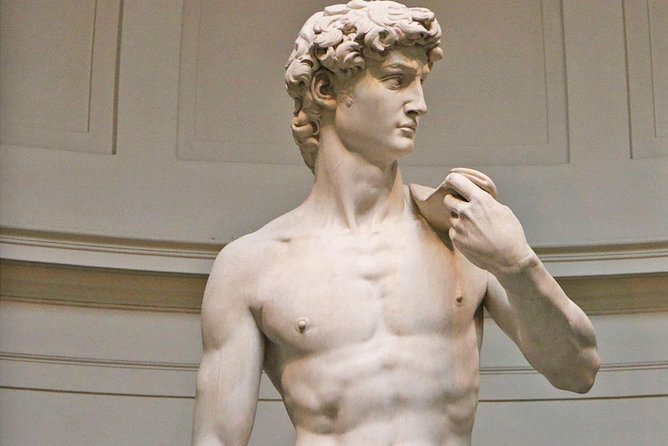 Early Access: Skip-the-line Michelangelo's David & Florence Highlights Tour