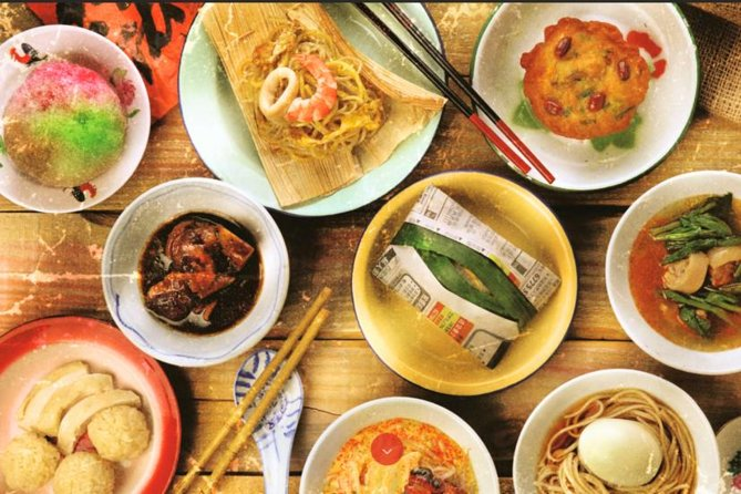 Private Food & Culture Tour in Chinatown, Little India & Kampong Glam