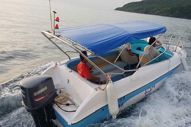 An Thoi Islands Speed Boat Island Tour