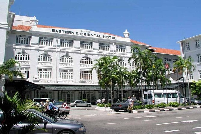 Half-Day George Town Private Culture and Heritage