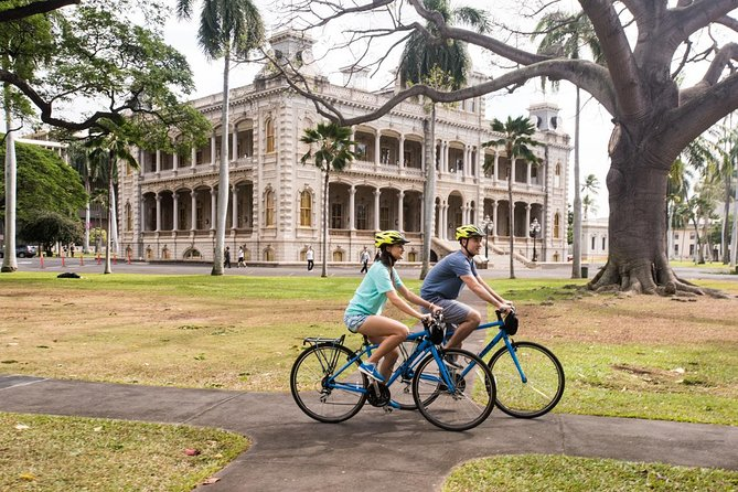 Bike Tour of Historic Honolulu photo 5