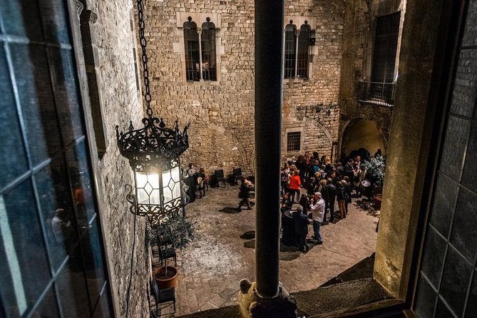 Requesens Palace Dinner Experience with Medieval Show
