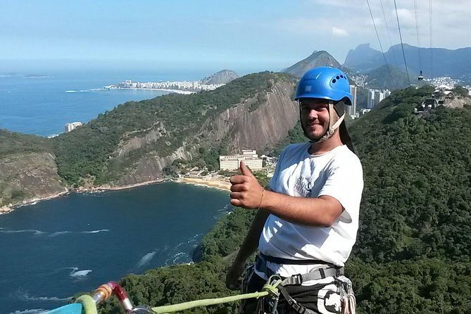 Private Introductory Rio Rock Climbing Experience