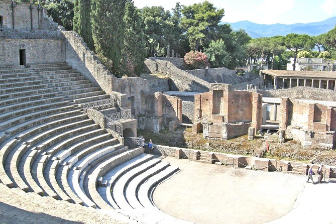 Skip the Line Ancient Pompeii Small Group Walking Tour with Top Rated Guide