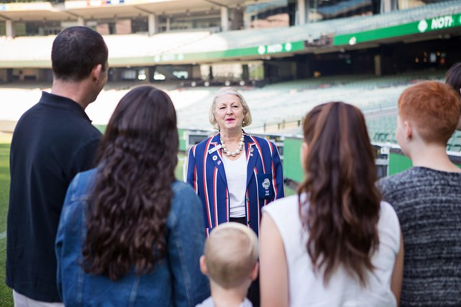 Tour do Melbourne Cricket Ground (MCG)