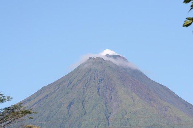 Tour du volcan et des sources chaudes depuis Guanacaste