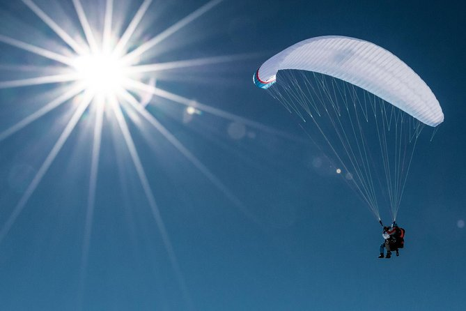 Davos Paragliding Private Tandem Pilot Half Day