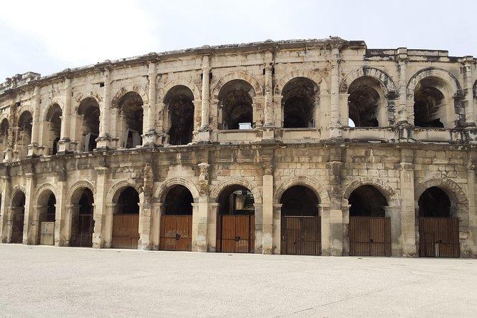 Half-Day Nimes, Uzes, and Pont du Gard from Avignon
