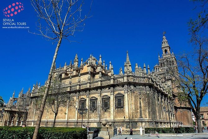 1-Hour Guided Seville Cathedral Tour and Giralda Tower Climb