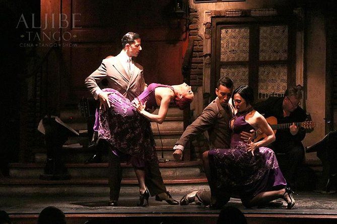 Tango Show at El Aljibe Tango with optional Dinner photo 1