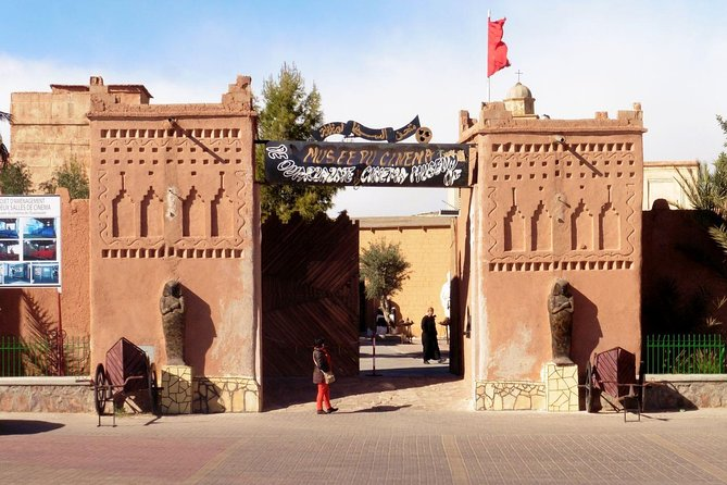 Private Day trip from Marrakech to fortified unesco Kasbahs photo 3