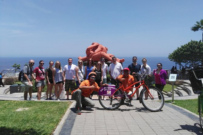 Gastronomic Tours of Lima by Bike