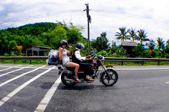 Private Day Trip by Motorbike to Tam Giang Lagoon from Hue