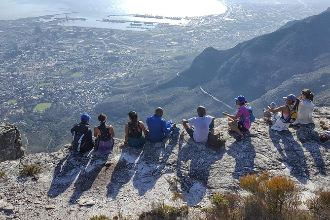 Table Mountain Adventurous Hike & Cable Car Down