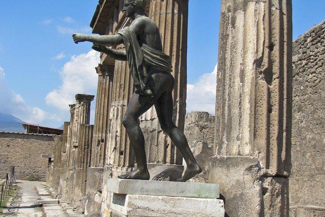 Pompeii Half-day Trip from Naples
