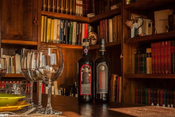 Simple Wine and Extra Virgin Olive Oils Tasting