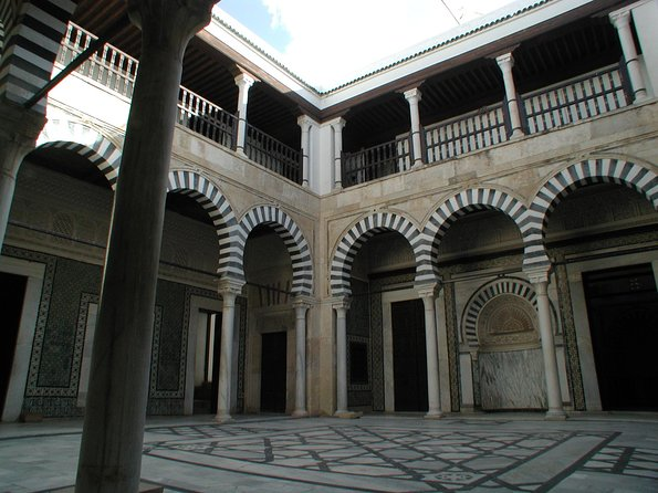 Full-Day Kairouan and El Jem Tour from Sousse