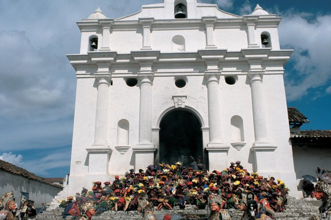 Day Trip to Chichicastenango and Lake Atitlan from Guatemala City or Antigua
