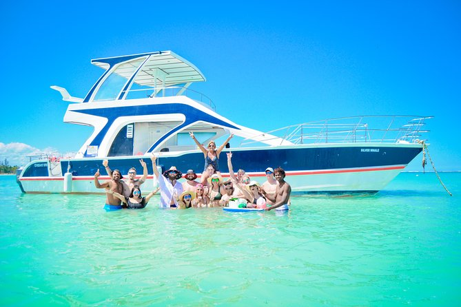 Fun Package Parasailing & Party Boat From Punta Cana