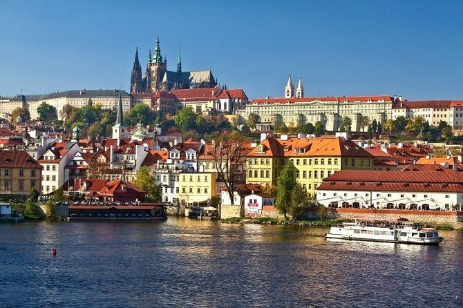 Half-Day Prague Highlights Tour by bus and walk with a live guide