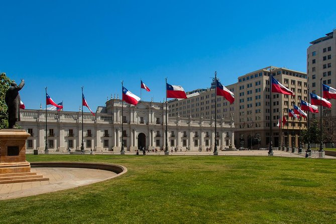 Private Santiago City Half Day Tour
