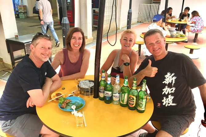 Singapore Bierproeven op Street Hawker-markten, inclusief hotelovernachtingen
