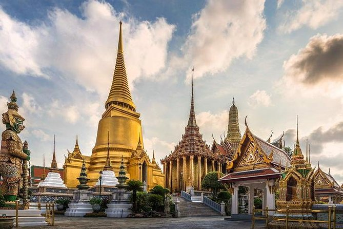 Royal Grand Palace e Banguecoque Temples - Half Day Tour