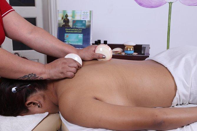 150Min Spa Package Triple Delight ( Body Massage,Body Scrub and Facial)