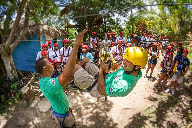Zipline Adventure in Punta Cana