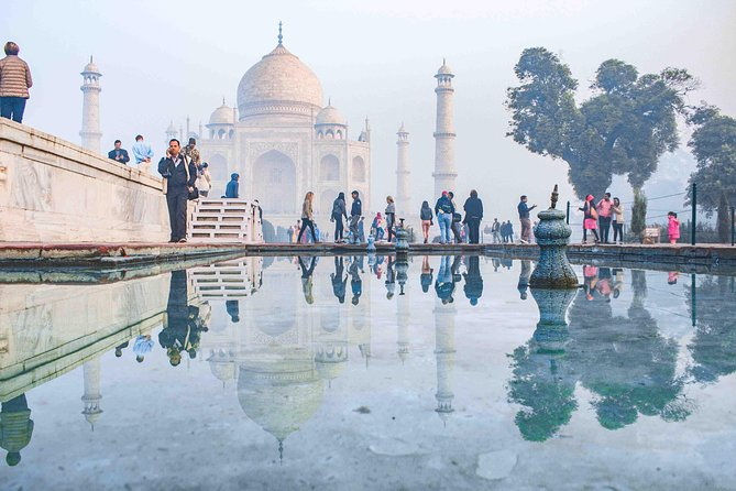 Agra: Sunrise Taj Mahal Tour Including Hotel Pick-up and drop-off photo 8